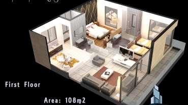 Haykaliyeyh Residence 1